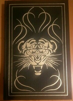 Franklin Library Mystery Margery Allingham TIGER IN THE SMOKE Fine Binding Gilt