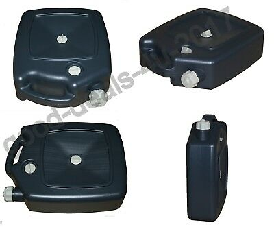 Oil Change Bike-Car Oil, Fuel,Coolant Drain Tray Pan Storage Container 6 L