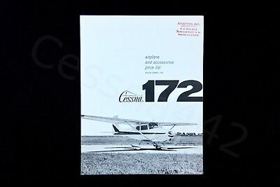 """CESSNA Aircraft Factory OEM DECAL 150 Vintage 4.5/"""" Old Stock Collectable Gift"""