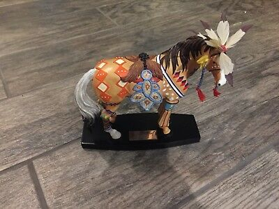 "Horse of a Different Color Figurine:""Dancer"""