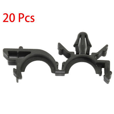 20PCS WIRE LOOM Harness Routing Clips Retainer Fits GM 8911473 ...