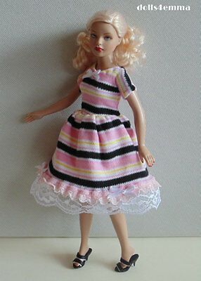 "Candy Land Baby-Doll DRESS handmade clothes for Tonner 10"" TINY KITTY no doll"