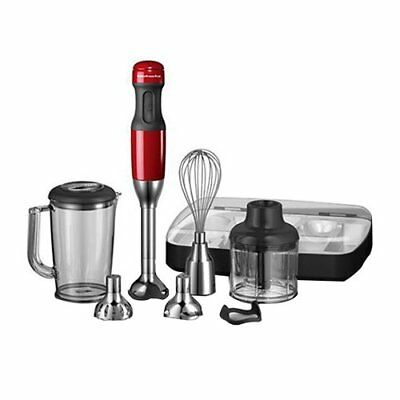 NEW KitchenAid Artisan Deluxe Stick Blender Empire Red (RRP $279)