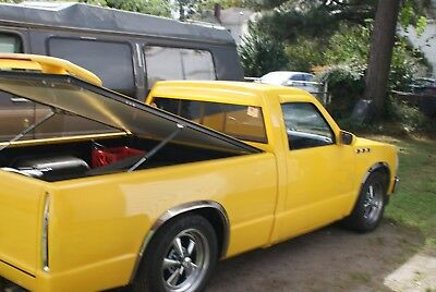 1991 Chevrolet S-10 MODIFIED 1991 chevy truck