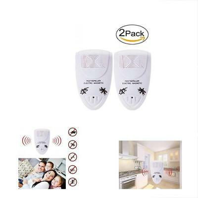 Beneficial Insects Pest Repellent, Electronic Ultrasonic Repeller For Mice, And