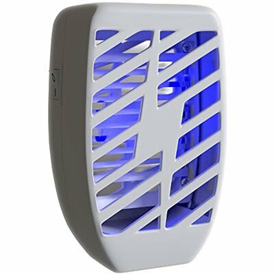 Bug Zappers Electric Indoor Insect Killer Plug Mosquito, Bug, Fly Other Pests UV