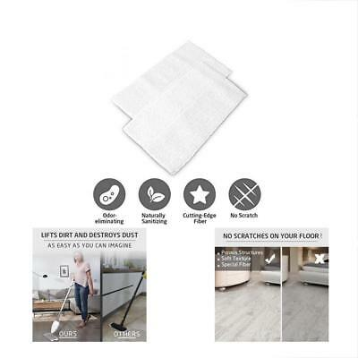Steam Cleaners Mops & Accessories Mop Cleaning Pads For Light 'n' Easy Pads, Set