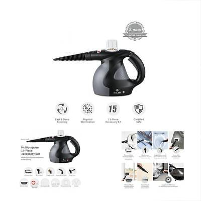 Handheld Steamers ISiLER Upgraded Cleaner, Pressurized With Safety Lock, With 15