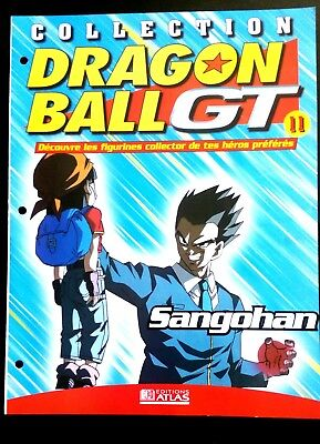 Collection Dragon Ball GT n°11 - Editions Atlas - Sangohan -