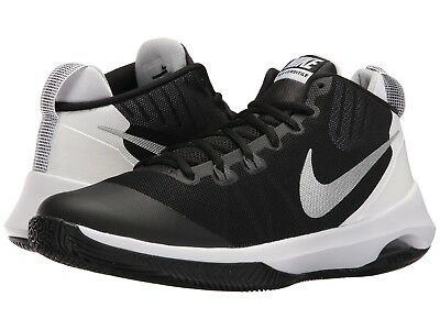 2c0d231605e5 Nike Air Versatile Mens Black Grey White Basketball Trainer NBK 852431 010