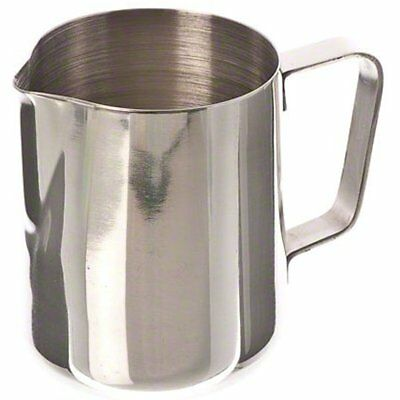 Milk Frothing Pitchers Great Credentials GC-12 Oz Stainless Steel