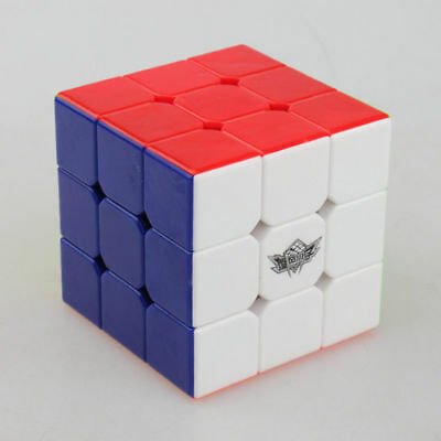 Cyclone Boys Magic Cube Stickerless 3x3x3 Speed Cube Professional Puzzle Twisty