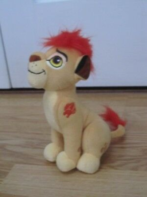 """Simba With Talking Sounds Lion King Plush 6"""" Soft Toy Beanie"""