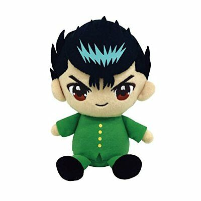 Yu Yu Hakusho yusuke Urameshi Plush 5.9 inches Japan NEW BANDAI