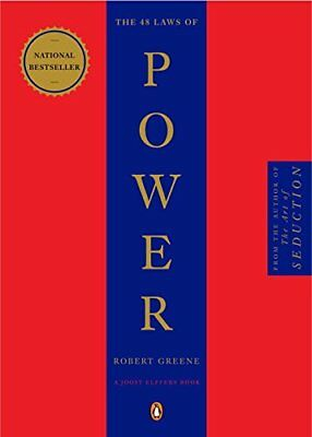 The 48 Laws of Power by Robert Greene (eBooks, 2000)