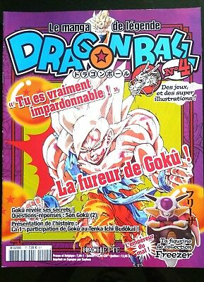 Le manga de légende; Dragon Ball n°4 - Edition Hachette -