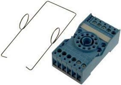 Banner Relay Socket for use with MAXI-AMP Modules