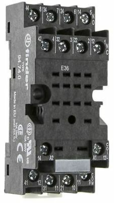 Finder Relay Socket for use with Various Series
