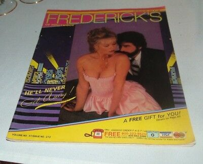 Fredericks of Hollywood Catalog 1983 Volume 37 Issue 232