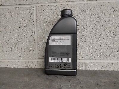 1L Genuine Mercedes Benz 5W30 Low Ash SAPS Engine Oil MB 229.51 Fully Synthetic