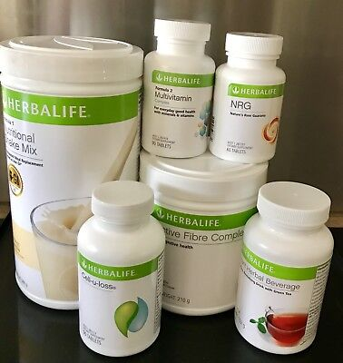 Herbalife Advanced Programme your choice of flavour.  Sealed with long expiry.