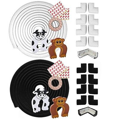 Table Bumper Baby Safety Kit Foam Cushion Protection Safe Edge Children Friendly