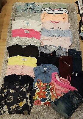 ☆☆ Large Bundle Girls Clothes, 4-5 Years, Next, Gap, H&m, Atmosphere. 25 Items☆☆
