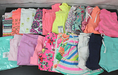*Girls LOT of Summer Clothing- Size: 7 - 7/8 - 21 Pieces!!*