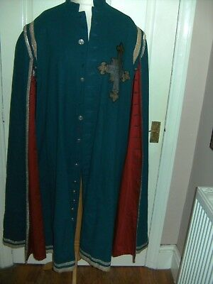 Original Musketeers Costume From The Man In The Iron Mask 1998 Film Production