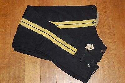 Lancer & Hussars Full Dress Riding Breeches Trousers. Stamped to 20th Hussars.