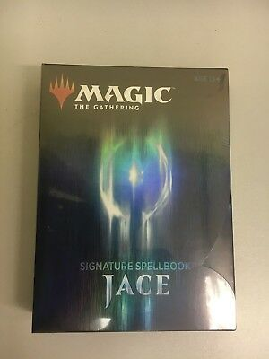1 x MTG Signature Spellbook Jace (2018) Magic the Gathering BN Factory Sealed