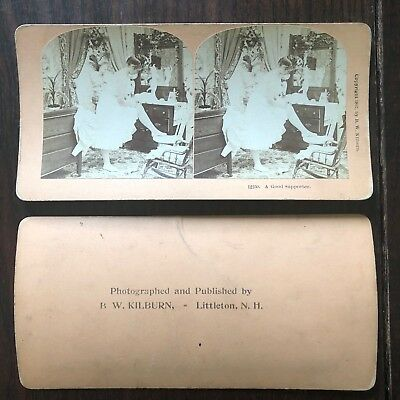 Konvolut Stereophotographien, Stereoviews,  Stereoscope Cards, Vintage, 19. Jhd.