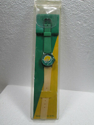 Vintage  Sprite(?) Sodas  Wrist Watch In Package