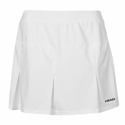 HEAD Womens Club WL Skort Performance Skirt Lightweight Colour Block Elasticated