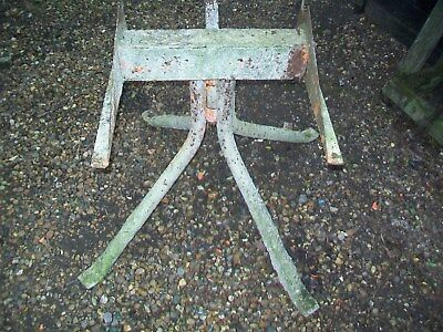 Older Type Belle Cement Mixer Stand  (Used)