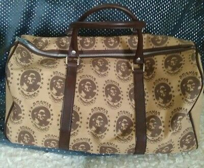 Sac de voyage Ancien Stevie Wonder Vintage bag Chanteur Singer mixte e26b3fc1dfa