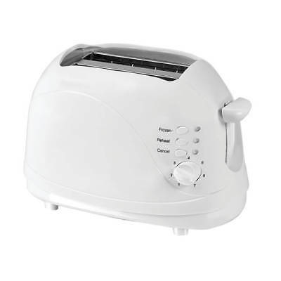 5 Star  Toaster Cool Wall 2 Slice 700W White