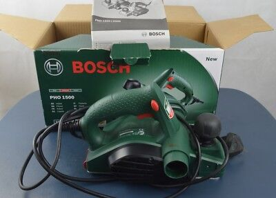 Bosch PHO 1500 Planer £69 RRP (Hardly Used)