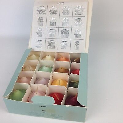 Partylite P95095 Votive Sampler 16 Piece - New in Box - Free Shipping