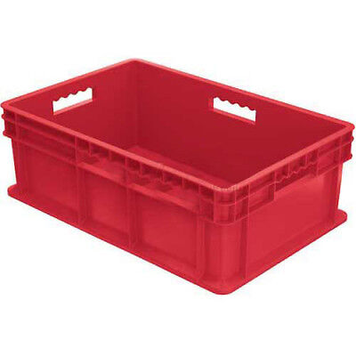 """Akro-Mils Straight Wall Container, Solid Sides & Base 23-3/4""""L x 15-3/4""""W x"""