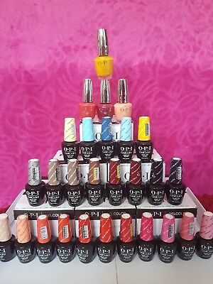 Opi Gelcolor Soak Off Uv Gel Nail Polish