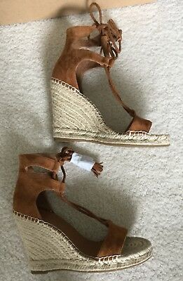 d4099426a8a NEW JOIE DELILAH Espadrille Wedge Sandal Size 36.5 -  185.00