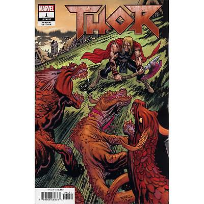 Thor #1 Marvel Comics Connecting 1:10 Variant