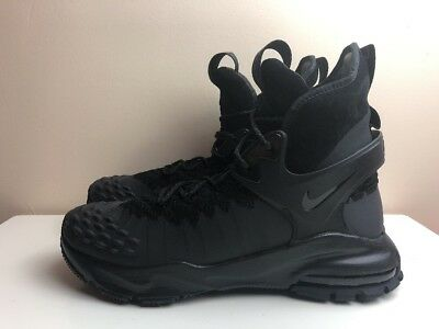 cd2f7fcca44b0 ... coupon for nike zoom tallac flyknit acg boots triple black uk 9.5 eur  44.5 865947 001
