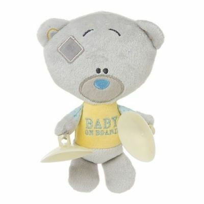 Me To You Tiny Tatty Teddy Plush Bear Baby On Board Car Window Sign
