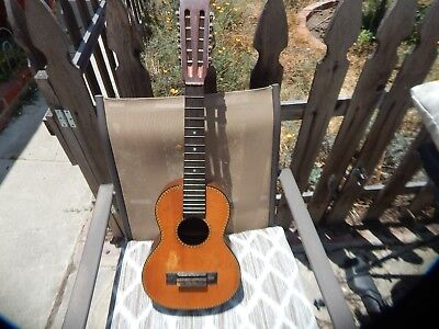 Regal Tiple 1930's Made in Chicago Ten String