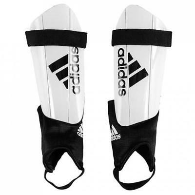 New adidas Ghost Club Boys Mens Shin Guards Pads  White football soccer