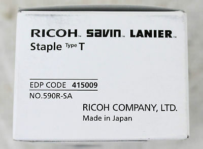 Ricoh  Staple Cartridges Type T 415009 Complete Cartridge 5000 staples