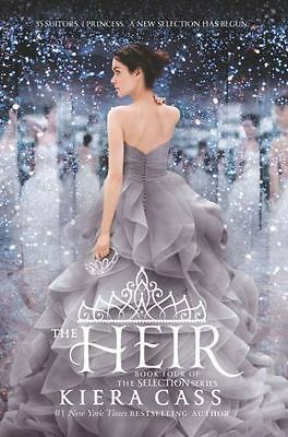 The Selection Series: The Heir by Kiera Cass (Hardcover)