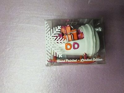 Dunkin Donuts Limited Edition Sleigh Ornament